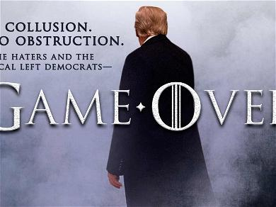 Donald Trump Reacts to Mueller Report With Another 'Game of Thrones' Meme