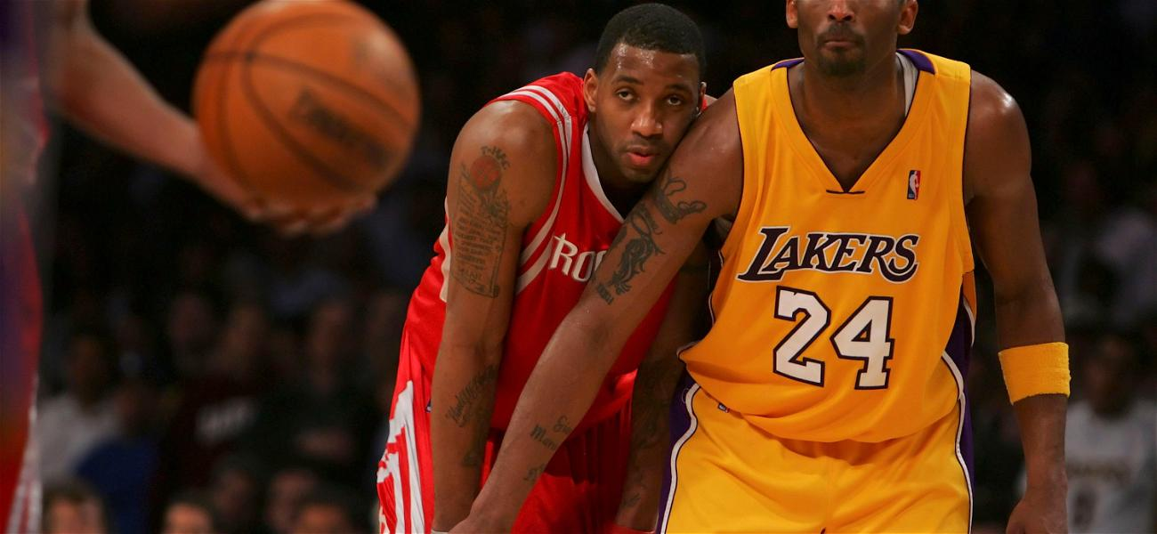 Tracy McGrady Still Struggling To Accept That His Friend Kobe Bryant Is Gone