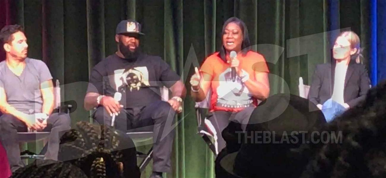Jamie Foxx Shows Up to Support Trayvon Martin's Parents for Jay-Z Documentary