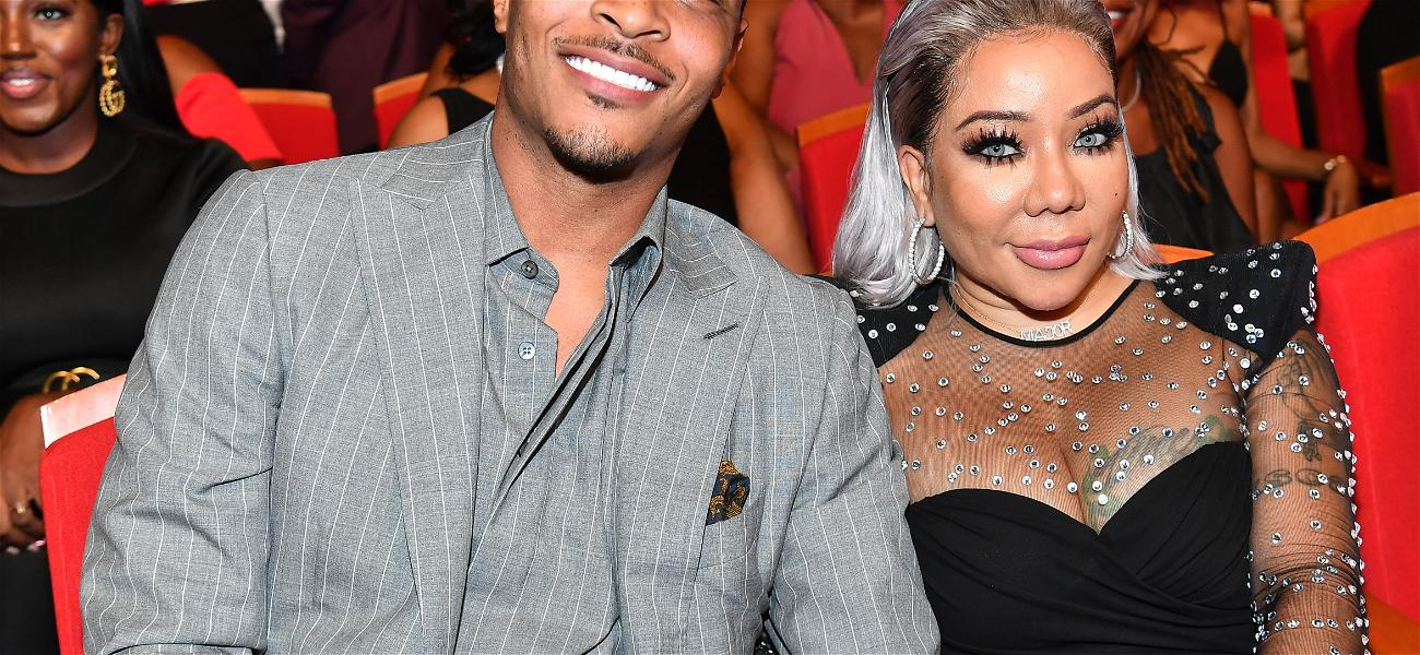 Rapper T.I.'s Wife Tiny Offers Opinion On His Controversial Comments About His Daughter's Hymen
