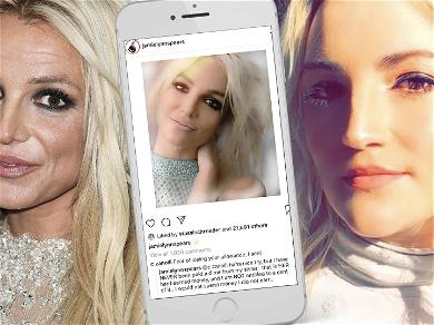 Jamie Lynn Spears Admits 'S' Has Been Going Down as She Snaps at Fan Over Britney