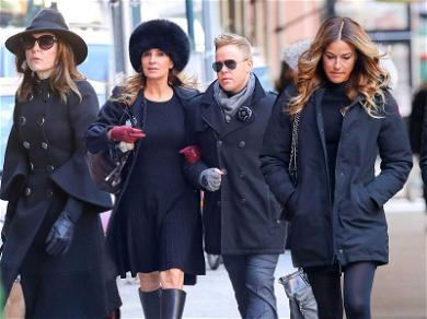 'Real Housewives' Stars Pay Last Respects to Jill Zarin's Husband