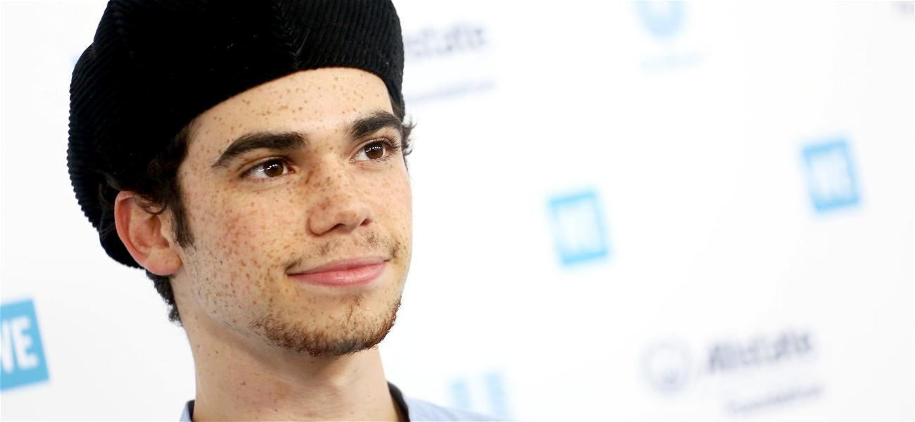 Cameron Boyce Official Cause of Death Revealed as Massive Epileptic Seizure