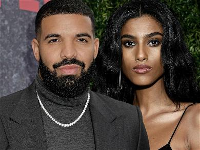 Drake Gets Handsy With Model Imaan Hammam in NYFW Video, Sparks Dating Rumors