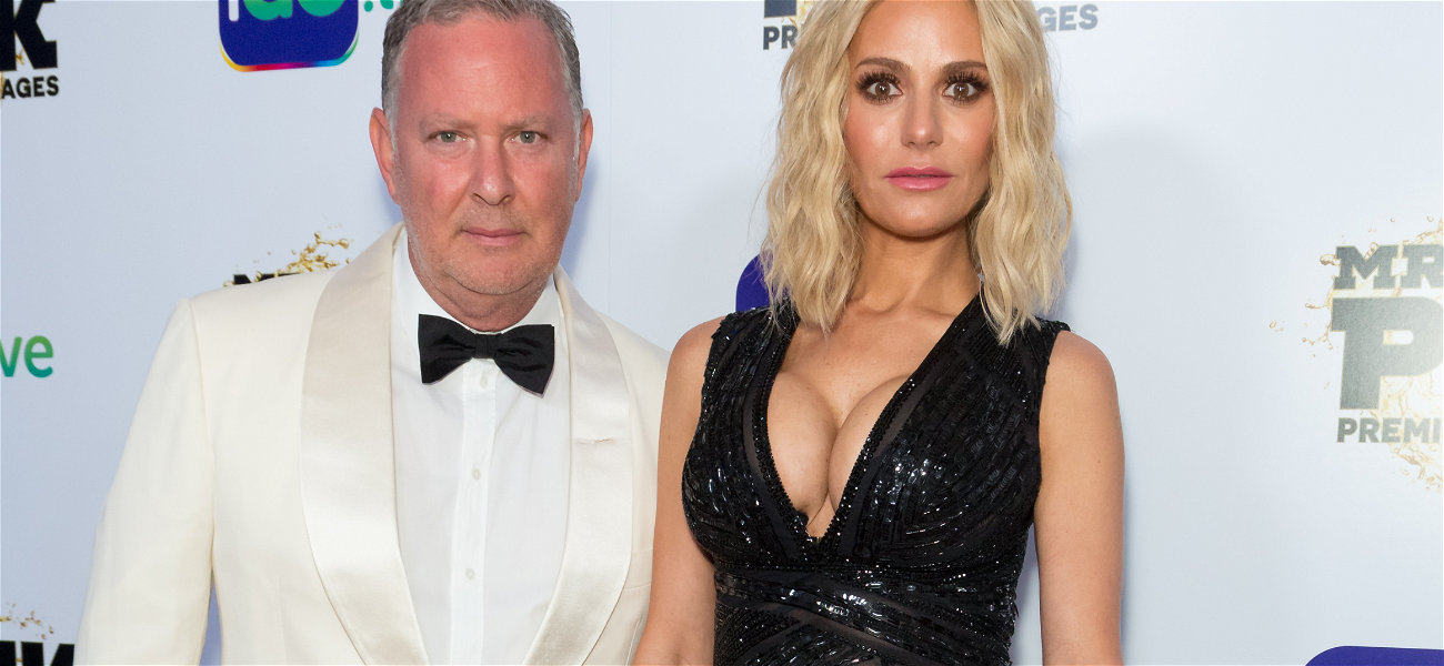 'RHOBH' Star Dorit Kemsley's Husband Tries To Block Her From Testifying in $1.2 Million Battle