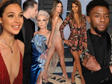 The Second Hottest Ticket of the Night Is the Vanity Fair Party!