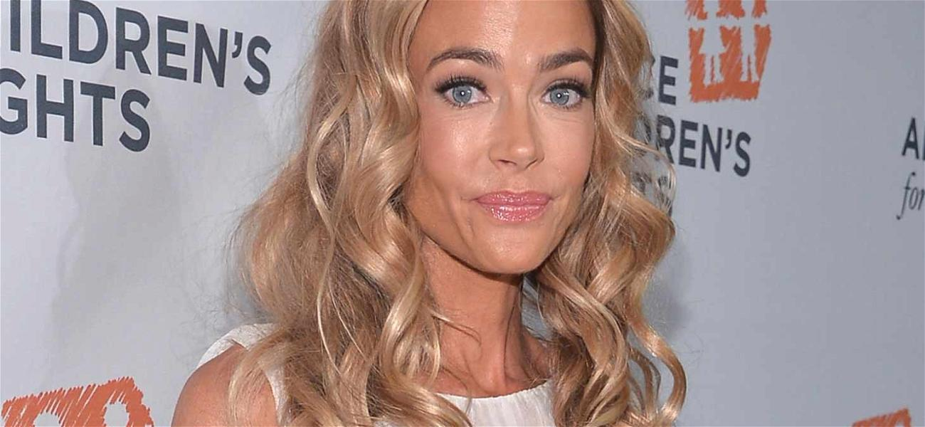 'RHOBH' Star Denise Richards Slapped With Tiny Tax Lien