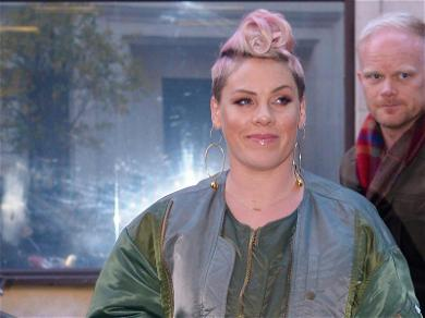 Pink Gives Update on Her Health in Australia After 'Excruciating Pain'