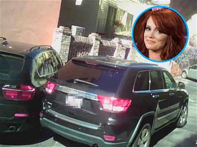 'Southern Charm' Star Kathryn Dennis' Alleged Hit and Run Caught on Video