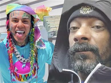 Snoop Dogg Upset That He Woke Up 'To A Bunch Of Snitching' After Slamming Tekashi 6ix9ine