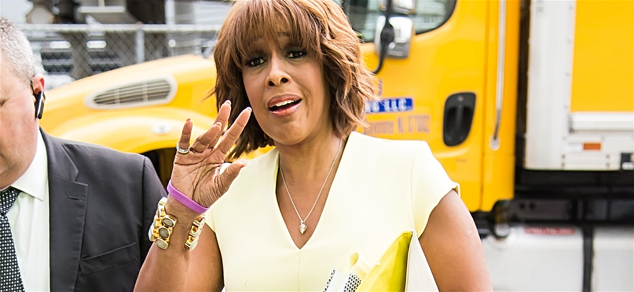 Gayle King Celebrates Her Curves By Recreating Niece's Swimsuit Pics; 'No Photoshopping Allowed'