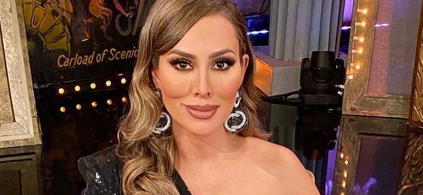 'RHOC' Star Kelly Dodd All Smiles After Being Fired