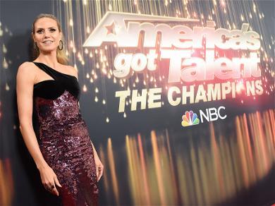 'AGT' Ex-Judge Heidi Klum Legally Becomes Heidi Kaulitz During Show's Drama