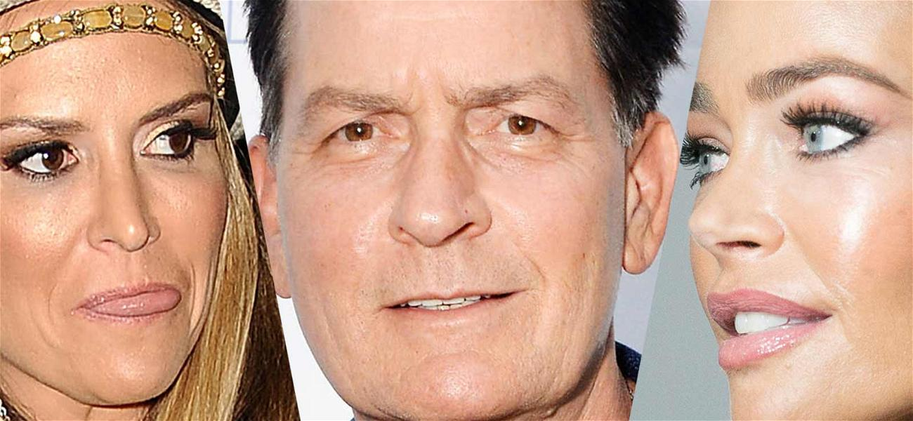 Charlie Sheen Says He's 'Blacklisted' in Hollywood, Needs to Pay Less Child Support