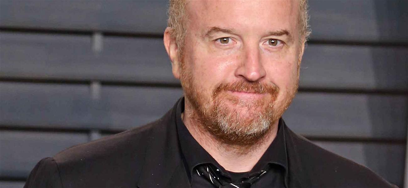 WME Adds – Then Scrubs – Louis C.K. From Roster, Claims Mistake