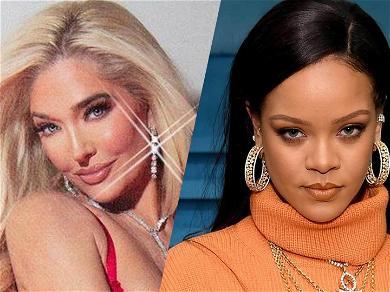 Erika Jayne Still Being Paid By Rihanna's Company Despite Embezzlement Claims