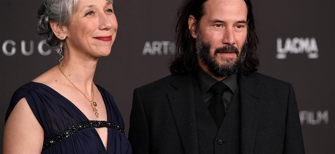 Alexandra Grant Opens Up About Her Relationship Keanu Reeves