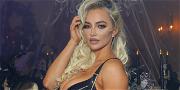 Lindsey Pelas Returns to Social Media for Halloween After Nude Photo Hack