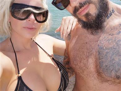 Joyce Bonelli And Her Husband Ben Taverniti