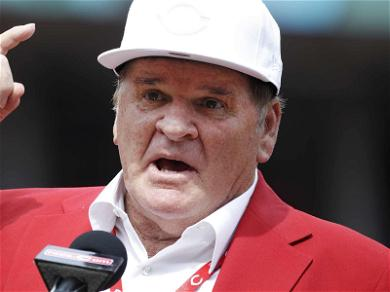 Pete Rose Wants to Finally Finalize His Divorce So He Can Get Married