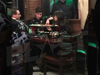 'BFFs' Shawn Mendes and Camila Cabello Cozied Up On What Looks Like a Date