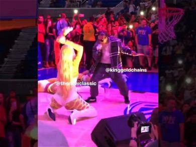 Iggy Azalea Twerked Magna Cum Laude During UCLA Booty Shaking Show