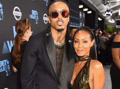 Jada Pinkett Smith ADMITS To Relationship With August Alsina! — Says Will Did NOT Give 'Permission'