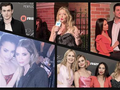 Go Inside 'Pretty Little Liars: The Perfectionists' Premiere & After-Party!