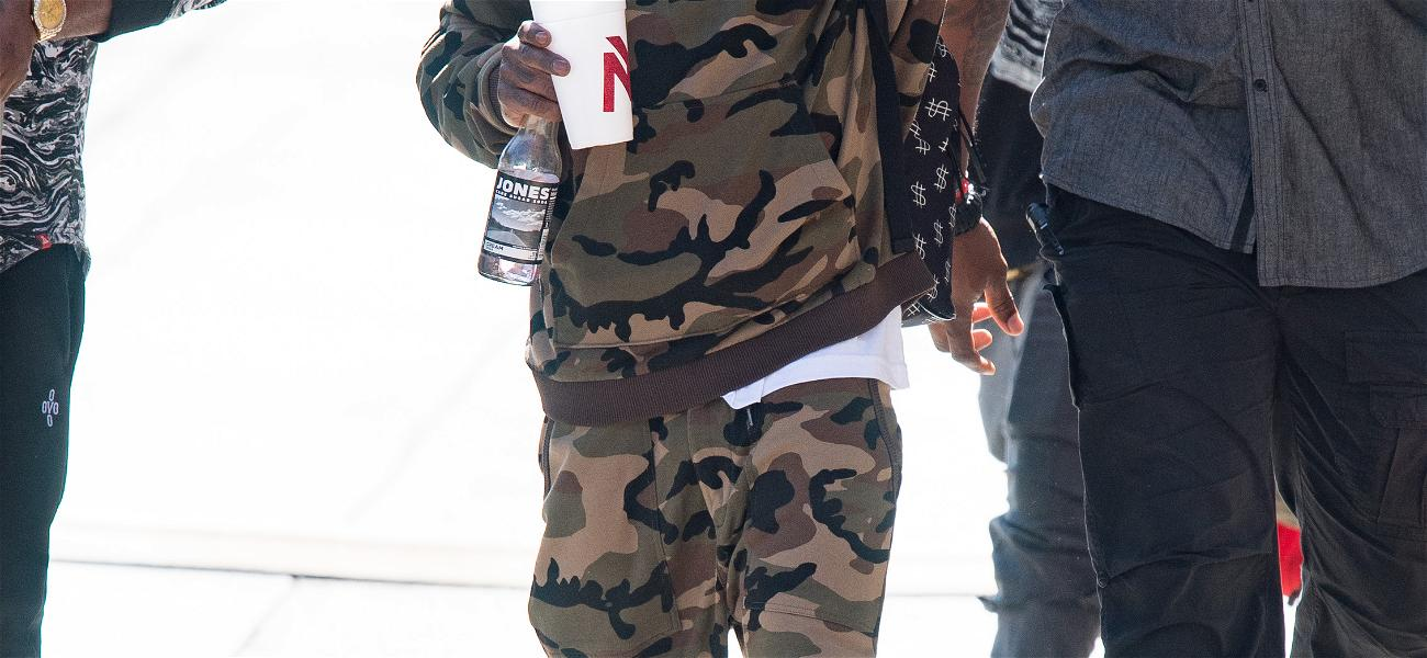 Lil Wayne Hospitalized From Seizure, Unconscious in Hotel Room
