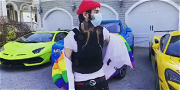 Tekashi 6ix9ine Sports Bullet-Proof Vest After Snitching, Beefing With Snoop Dogg