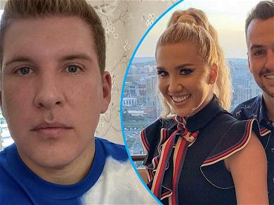 Todd Chrisley Shares Intimate Shot Of Savannah With Ex-Fiancé Proving They're Still Together