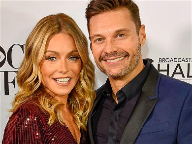 Kelly Ripa Ditches Ryan Seacrest To Reunite With Husband