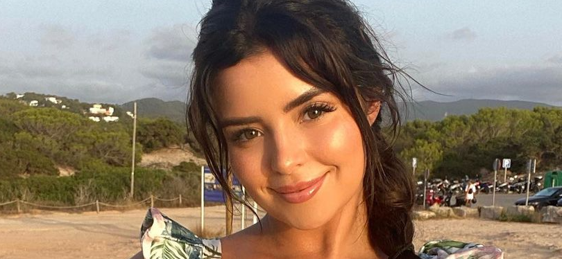 Demi Rose Busts Out Of String Bikini, Posts 'Lick Me' Snap
