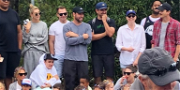 Justin Bieber, Ashton Kutcher Showed Support for Scooter on 4th of July