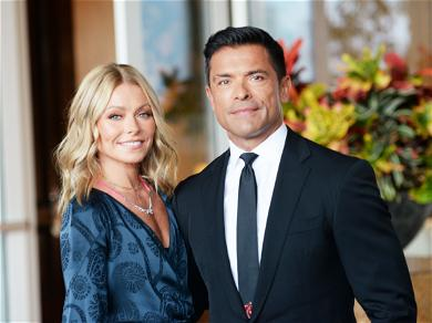 Kelly Ripa Gives Fans A Tour Of Her Massive Christmas Tree