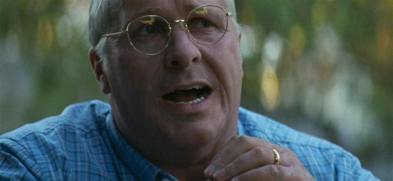 Christian Bale's Dick Cheney Prosthetics Had to Pass the Actor's 'Emote' Test for 'Vice'