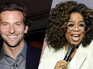 Oprah Winfrey Names Bradley Cooper Her Dream Quarantine Partner, 'No Disrespect To Stedman'