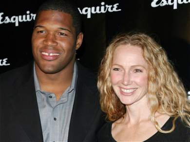 Michael Strahan's $500,000 Court Battle With Ex-Wife Over Child Support Heating Up