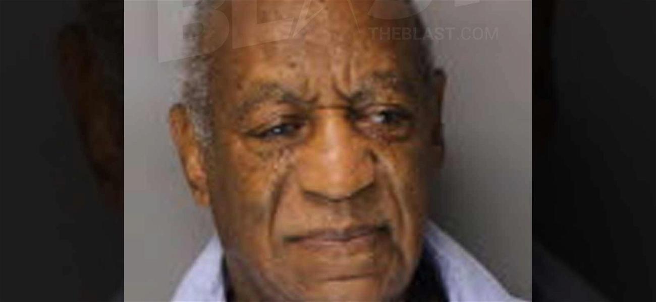 Bill Cosby: New Facility, New Mug Shot
