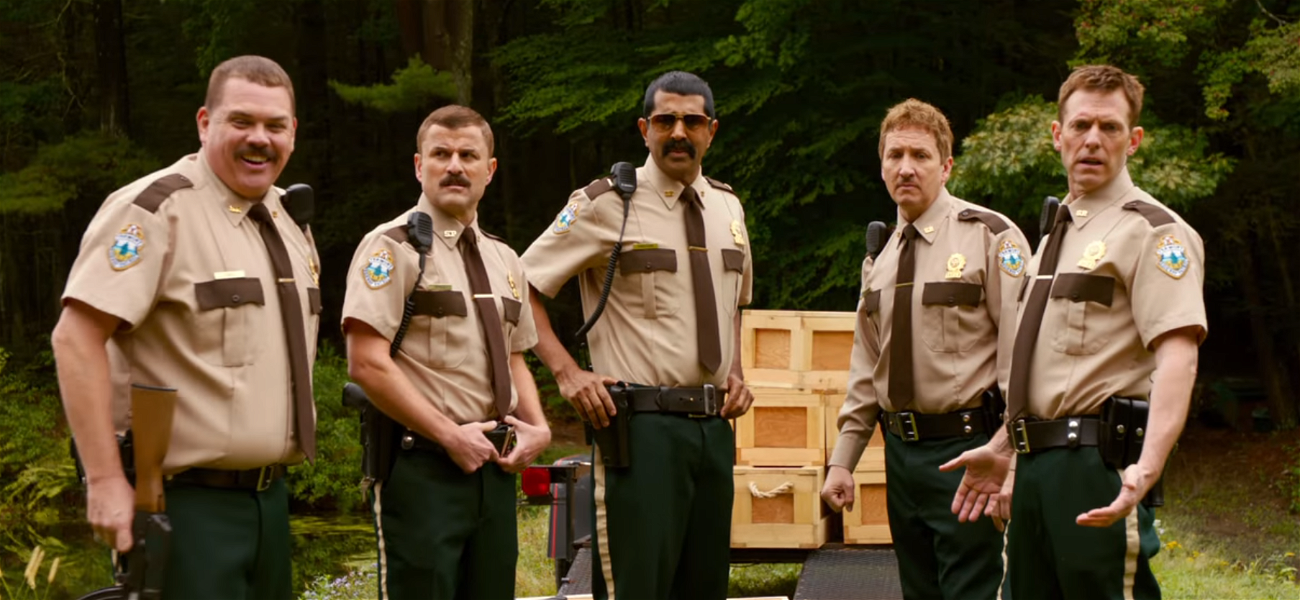 'Super Troopers 2' Goes Canadian, Farva Finally Gets His Liter of Cola!