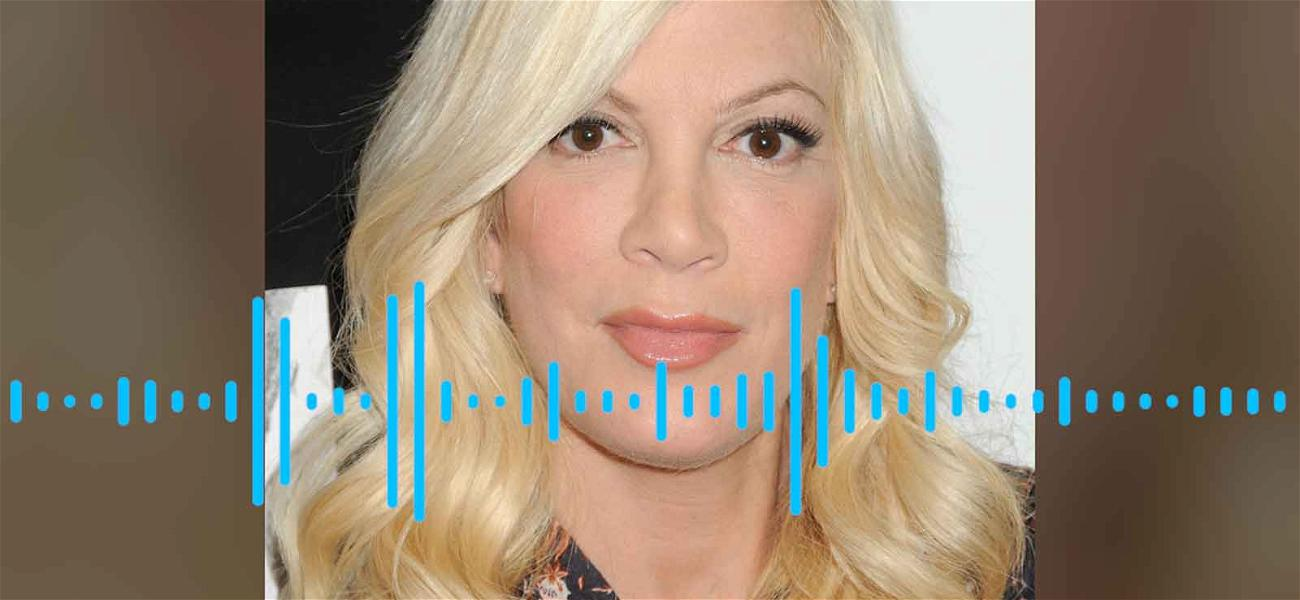 Tori Spelling Gets Early Morning Visit from LAPD Over Possible 'Mental Illness'