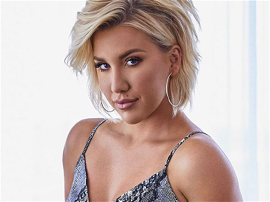 Savannah Chrisley Plows Down Pizza To 'Heal' Her Heart After Breakup