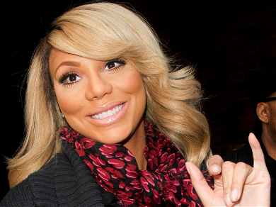 Tamar Braxton: I'm Thankful For My 'Right Mind' On Thanksgiving Day