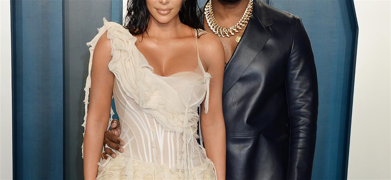 Kanye West Reminisces On Kim Kardashian's Close-Call With Abortion Decision In Explosive Interview