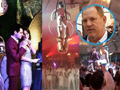 Harvey Weinstein's Former Home Serves as Circus-Themed Wedding Venue for Son of Ex-TWC Board Member