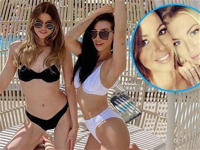 'Vanderpump Rules' Stars Scheana, Raquel Crowned The New Stassi & Kristen After Bikini Getaway