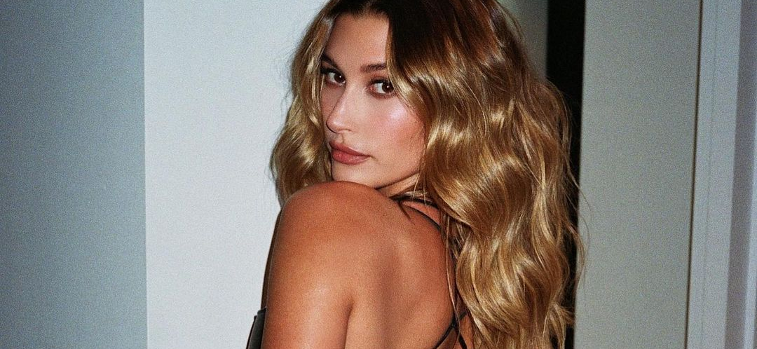 Hailey Bieber STUNS In Tiny String Bikini Pictures Shot By Famous Husband!