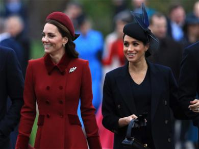 People Think Meghan Markle Is Trying To Steal Kate Middleton's Thunder