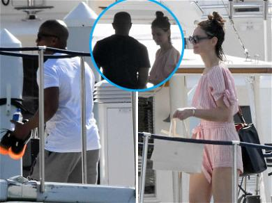 Jamie Foxx & Katie Holmes Have a Yacht to Be Thankful For During New Years Getaway