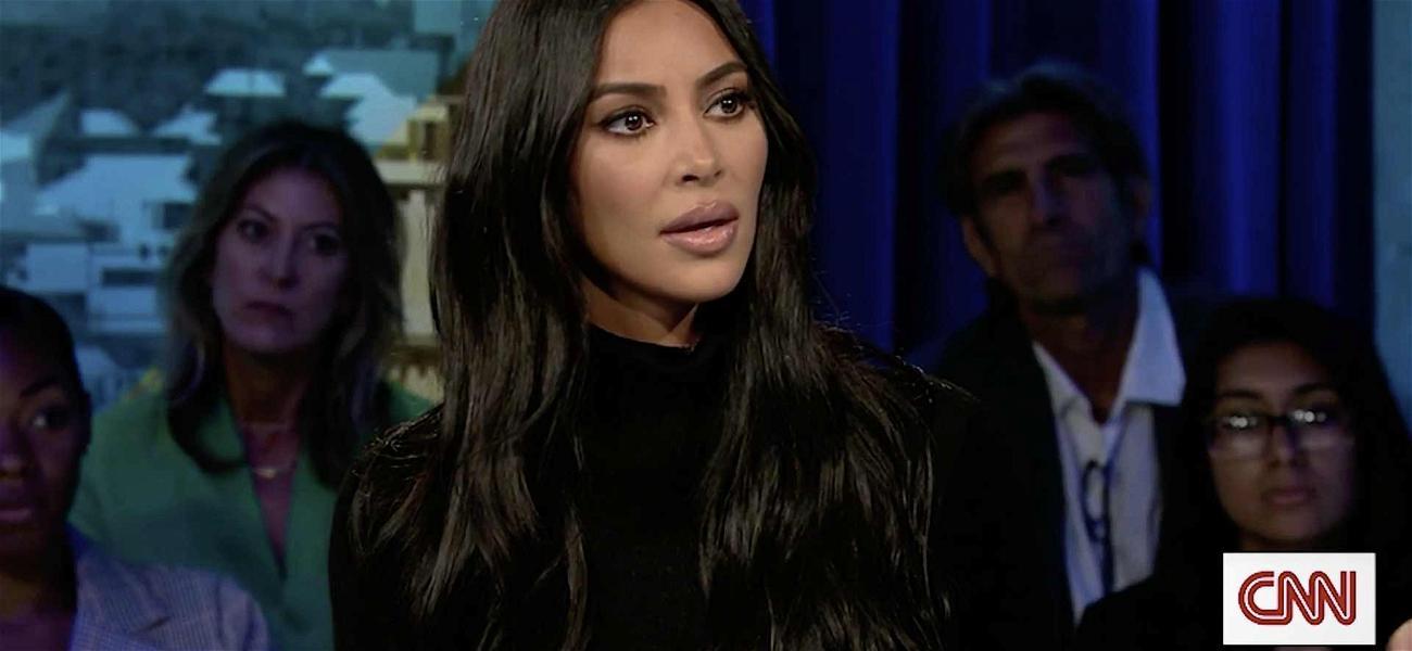Kim Kardashian Slams Lori Loughlin: 'I Would Never Want to use Privilege' to Get Kids into School